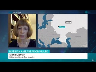 Maria Lipman about the Russian ambassador murder in Turkey
