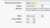 How to change your D-Link router login password - video dailymotion