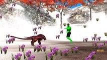 Fat Hulk Finger family - Colors Hulk Finger family 3d Animation - Dinosaurs Finger Family Rhymes