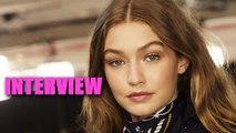 Gigi Hadid On Sharing Fashion Secrets With Bella Hadid - Interview