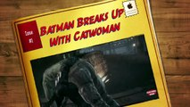 Batman: Arkham City - Catwoman breaks into Hugo Stranges vault, saves Batman