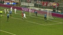 0-1 Kevin Lasagna Goal Italy  Serie B - 30.12.2016 Novara Calcio 0-1 Carpi FC