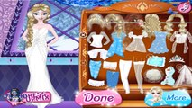 Disney Frozen Princess Elsa And Anna and Jack Frost After Wedding Dress Up Games for Girls