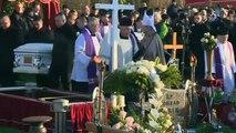 Polish truck driver killed in Berlin market attack buried