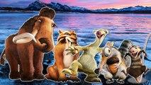 Ice Age Finger Family Nursery Rhymes Lyrics