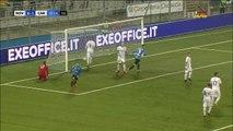 1-1 Andrey Galabinov Goal Italy  Serie B - 30.12.2016 Novara Calcio 1-1 Carpi FC