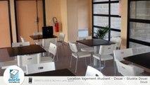 Location logement étudiant - Douai - Studéa Douai