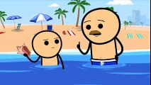 Seashell - Cyanide & Happiness Shorts