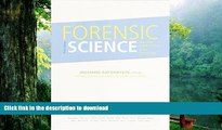 PDF  Forensic Science: From the Crime Scene to the Crime Lab , Student Value Edition (3rd Edition)