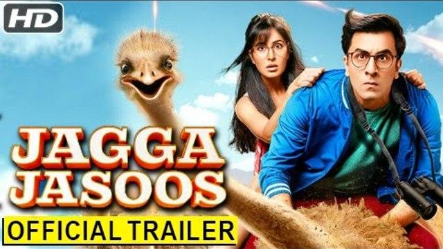 Jagga Jasoos ( Official Trailer )_Ranbir Kapoor, Katrina Kaif