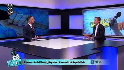 RROKUM ROLL - Kadri Veseli, Kryetar i Kuvendit të Republikës 30. 12. 2016  (EP 453)