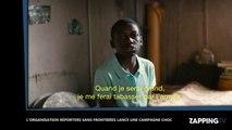 Reporters sans frontières dénonce les conditions de travail des journalistes, la campagne choc (Vidéo)