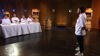 Le jury déguste les desserts de nos deux finalistes!