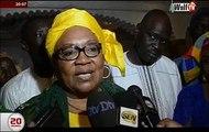 """Aida Sow Diawara (PS) """"Khalifa Sall n'est pas le candidat du Parti Socialiste, nous ne le soutenons pas"""""""