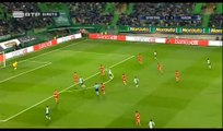 Gelson Martins Goal HD - Sporting 1-0 Varzim - 30.12.2016