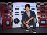 Shahid Kapoor at the unveiling of new range of Pioneer products for in-car audio