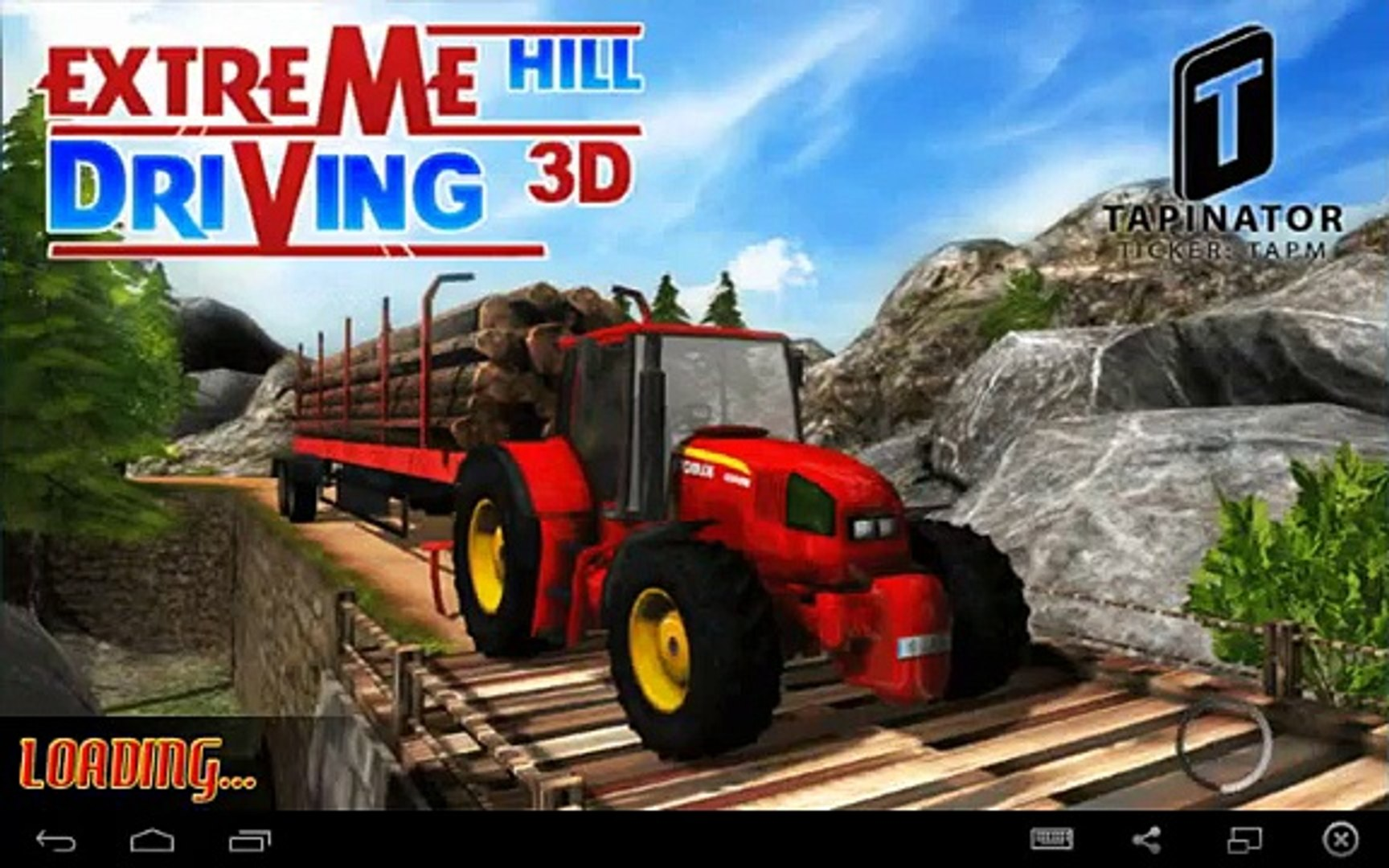 Extreme Hill Driving 3D for Android GamePlay