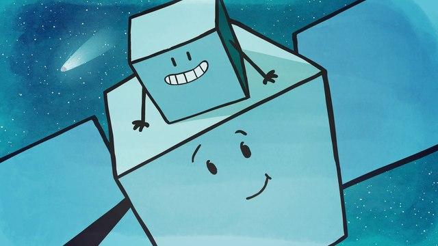 The amazing adventures of Rosetta and Philae (Italian)