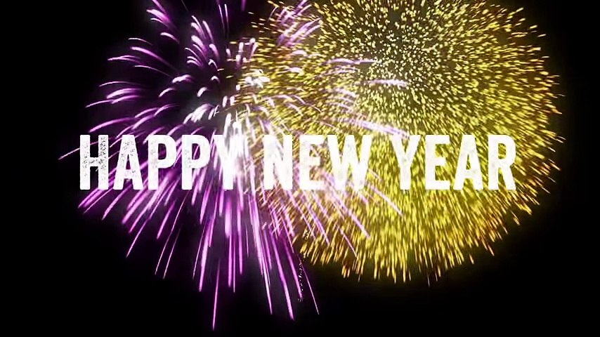 Happy New Year 2017 Beautiful Video Wishes - YouTube