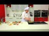 اوراك دجاج بصوص المانجو و البرتقال - طاجن خضراوات مشكلة | طبخة ونص حلقة كاملة