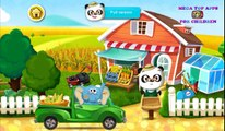 Dr. Pandas Veggie Garden | top app demos for kids | Top Best Apps for Kids