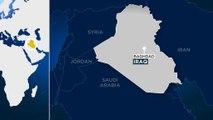 Deadly blasts hit Baghdad market