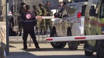 Palestinian woman shot by Israeli police 'was attempting knife attack'