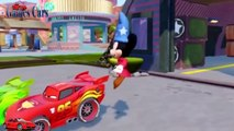Disney cars and spiderman NURSERY RHYMES FOR CHILDREN | HULK Mickey Mouse + Spiderman VENOM Woody