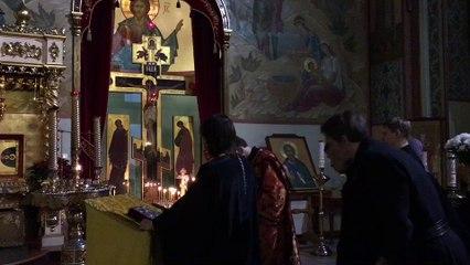 Cathédrale de la Nativité à Riga