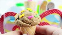 Play Doh Hello Kitty Ice Cream Fun Set キャラクター練り切り ハロー�