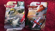 Disney Pixar Planes Fire and Rescue Pontoon Dusty Crop Hopper Delta Disney Collection Toys for Kids