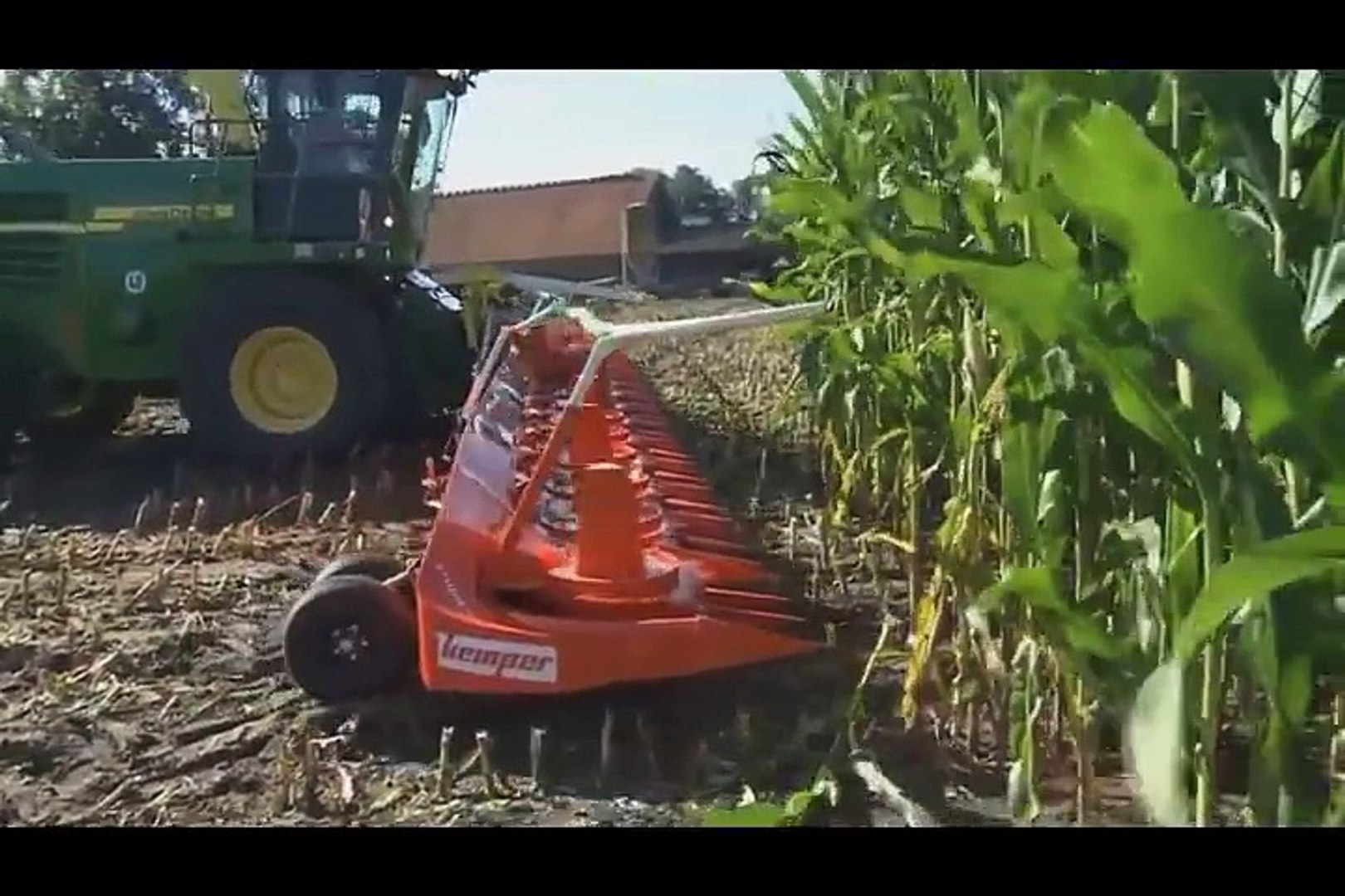 Agricultural technology on its peak | Best harvesting technology