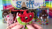 Whiffer Sniffers Scented Backpack Hangers - Cupcake Bacon Series 2 Surprise Toys