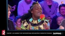 TLMVPSP : Un candidat fait une incroyable déclaration d'amour en chanson (Vidéo)