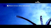 Filmato Ufo durante esibizione delle Freccie Tricolore