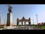Celalabat Kenti - Kurmanbek Heykeli - Kırgızistan - Orhun'dan Malazgirt'e Kutlu Yürüyüş - TRT Avaz