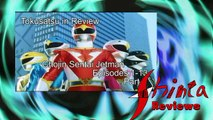 Tokusatsu in Review: Chojin Sentai jetman Part 1-2 (reissue)