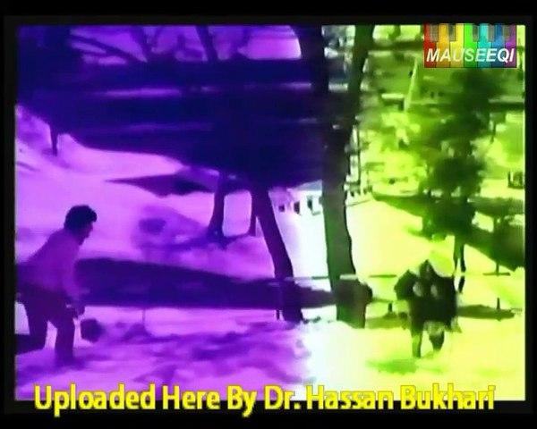 Bheega Mausam Tujh Ko - Aaina Aur Zindagi - Track 13 of DvD A.Nayyar Duets with Original Audio Video