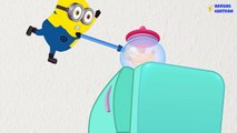 Minions Cartoons for Children - Best Cartoon for Kids 2017 - New Funny Animals [4K] (1)_37