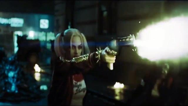 Harley Quinn hot scenes [HD]