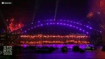 2017 Fireworks- Sydney, Australia (New Year Fireworks)
