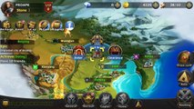 Clash Dynasty Gameplay Android / iOS