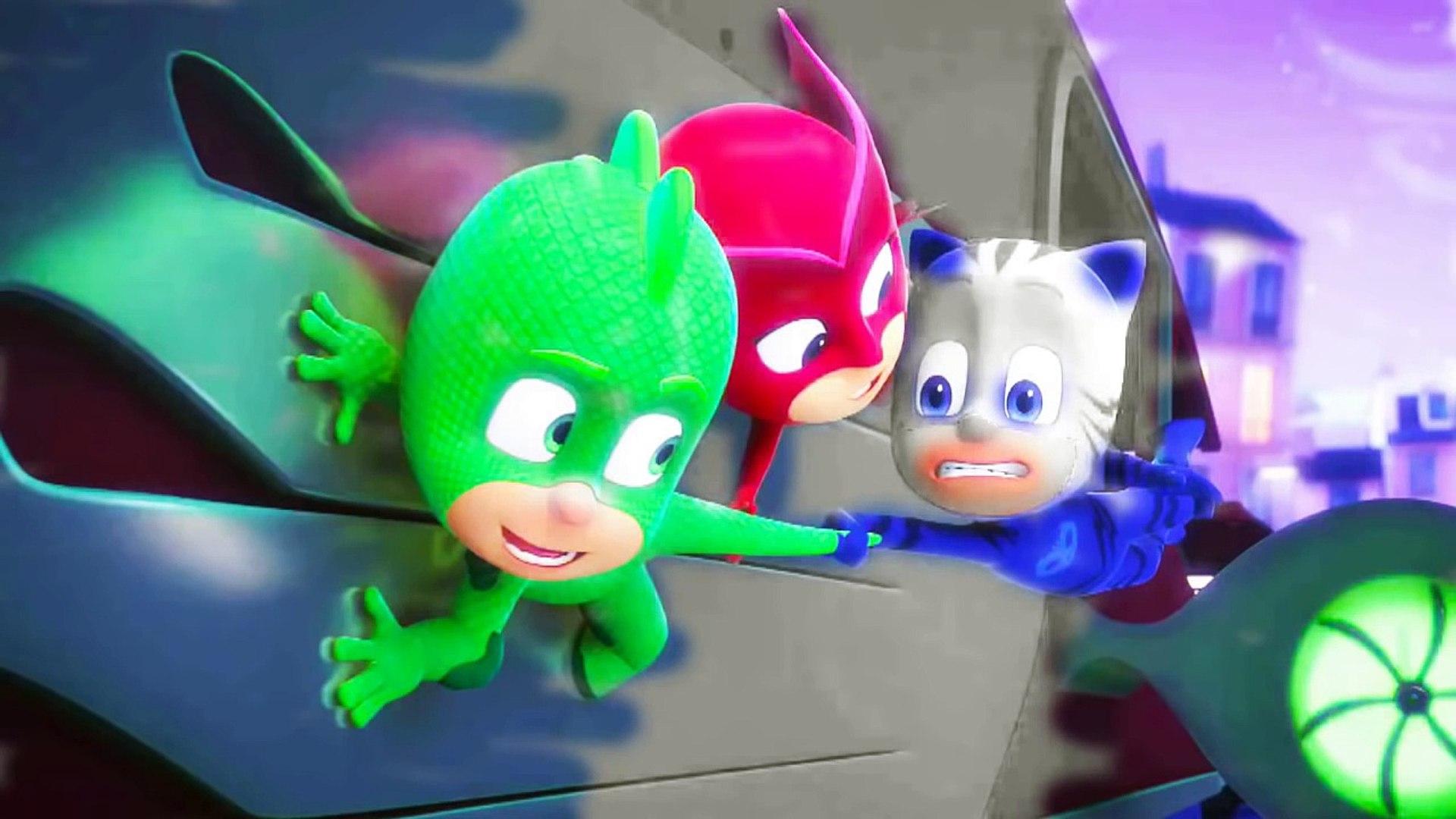 Pj Masks Lets Go Pjmasks Coloring Pages Catboy Connor Owlette Amaya Gekko Greg Pj Coloring Book Video Dailymotion