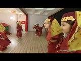 Türk Balalarından Kafkas ve Türkmen Kızı Halk Oyunları - Türk Osmanlı Ş