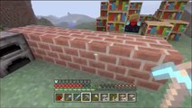 Minecraft Xbox 360 - Ending The Ender Dragon - #29 Making A House, So Many Arrows