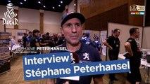 Interview avec Stéphane Peterhansel - Dakar 2017