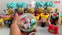 PLAY DOH SURPRISE EGGS, Surprise Toys | Surprise Ball, Surprise Toys Collection Videos for Kids 04