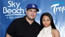 Rob Kardashian Shares New Photos of Blac Chyna and Baby Dream Following His Recent Hospitalization