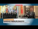 Şanghay'ı Kırgız Siyaset Bilimci Çotayev Değerlendiriyor - Dünya Gündemi - TRT Avaz