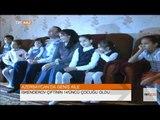 Azerbaycan'da 14 Çocuklu Geniş Aile - TRT Avaz Haber